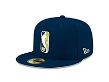 Indiana Pacers Logo Man Team Color 59FIFTY Cap