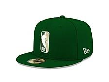 Milwaukee Bucks Logo Man Team Color 59FIFTY Cap