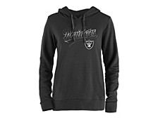 5th and Ocean Women's Las Vegas Raiders Team Hoodie