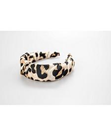 Cali Headband, Leopard