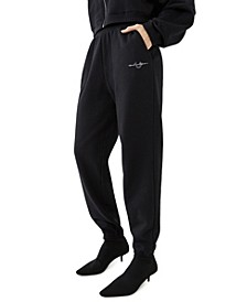 Women's High Rise Jogger Sweatpants