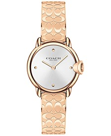Women's Arden Rose Gold-Tone Bracelet Watch 26mm