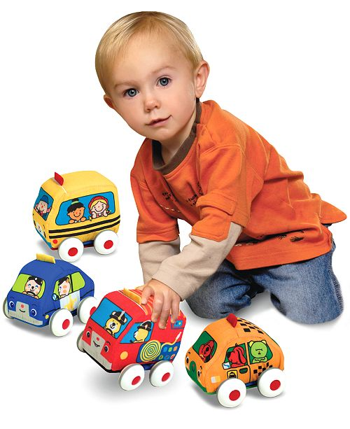Melissa And Doug Kids Pull Back Vehicle Toys All Toys Games