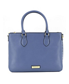 London Fog Women's Claire Satchel