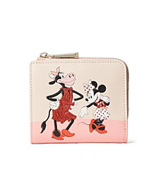 kate spade new york Clarabelle & Friends Small Bifold Wallet