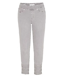 Women's Audrey Pull On Ankle Jegging