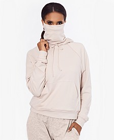 Hoodie with Built-In Mask, Created for Macy's