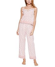 Rosalyn Cotton Printed Cami Pajama Set
