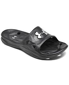 Little Boys Locker III Slide Sandals from Finish Line