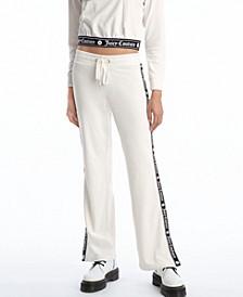 Women's Velour Track Pant