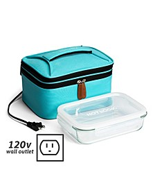 Portable Personal Expandable Mini Oven XP with Glass Dish