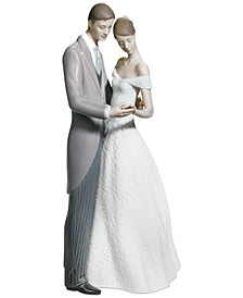 Lladro Collectible Figurine, Together Forever