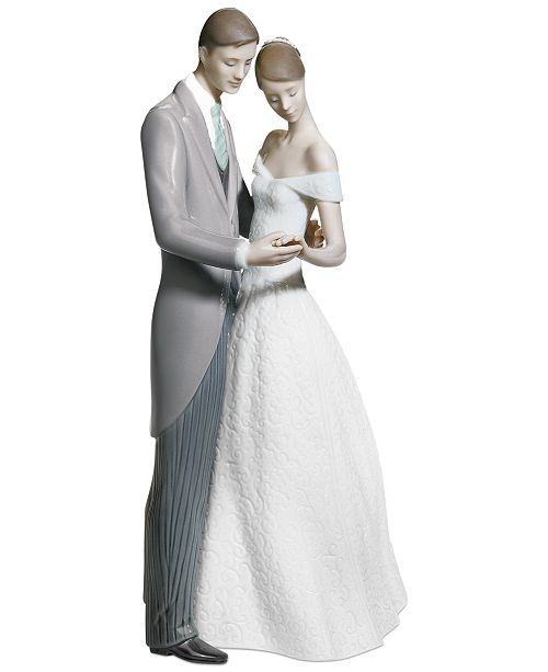 Lladro Lladro Collectible Figurine, Together Forever