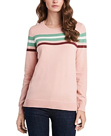 Loretta Striped Sweater, Created for Macy's