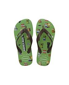 Kids Minecraft Flip Flop Sandal