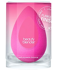 Beautyblender Original Makeup Sponge for only $15 with any Foundation Purchase!