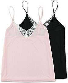 2-Pk. Lace-Trim Sleep Cami
