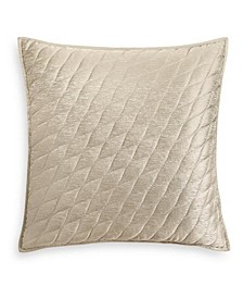 Moonstone Quilted Euro Sham, Created For Macy's