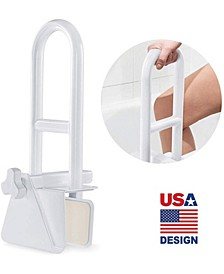 Bathtub Safety Rail with Adjustable Bath Tub Grab Bar