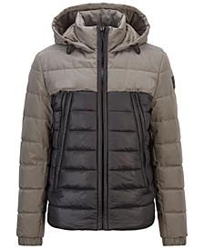 BOSS Men's Cerano Regular-Fit Jacket