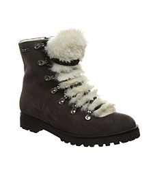 Women's Vanna Lace-Up Boots