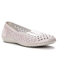 Women's Cabrini Slip-On Flat Shoes