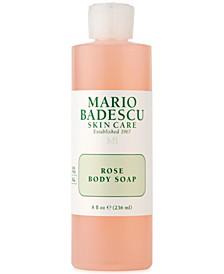 Rose Body Soap, 8-oz.