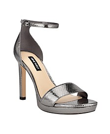 Women's Edyn Ankle Strap Platform Sandals