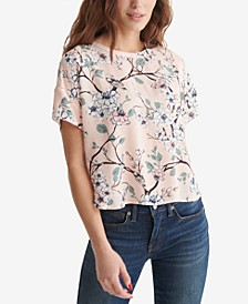 Printed Short-Sleeve T-Shirt