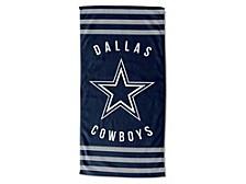Dallas Cowboys 30 x 60 720 Beach Towel