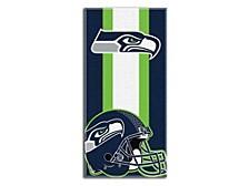 Seattle Seahawks 30 x 60 720 Beach Towel