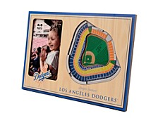 Los Angeles Dodgers 3D StadiumViews Picture Frame