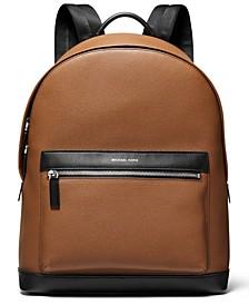Men's Mason Explorer Leather Backpack
