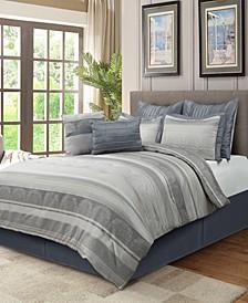 Windsor 8-Pc. King Comforter Set