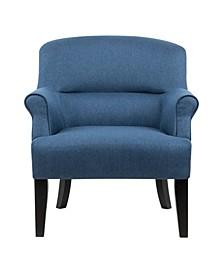 Welt Trim Accent Arm Chair