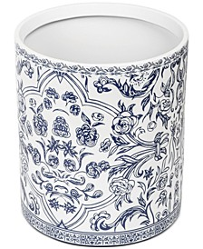 Damask Trash Can