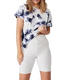 Women's Jersey Loungewear Bike Short
