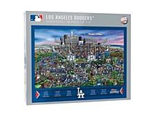 Los Angeles Dodgers Joe Journeyman Puzzle