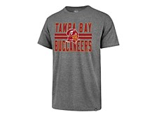 Men's Tampa Bay Buccaneers Blockstripe Super Rival T-Shirt
