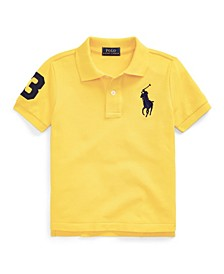 Little Boys Classic Fit Polo Shirt