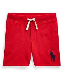 Toddler Boys Big Pony Pull-On Short