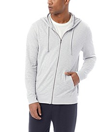 Men's Cole Slub Full-Zip Hoodie