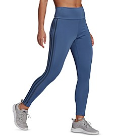 Women's Designed To Move High-Rise 3 Stripes Leggings