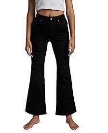 Women's Petite Flare Jeans