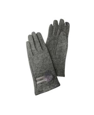 Pom Jersey Touchscreen Glove