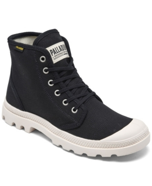 Palladium High tops WOMEN'S PAMPA HI ORIGINALE HIGH TOP SNEAKER BOOTS FROM FINISH LINE