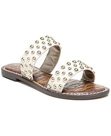 Women's Gianetta Studded Sandals