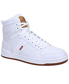 Men's 521 High-Top Pebbled Basketball Shoes