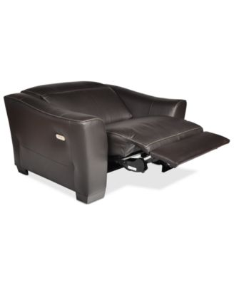 Alessandro Leather Power Reclining Chair Created for Macyu0027s  sc 1 st  Macyu0027s & Alessandro Leather Power Reclining Chair Created for Macyu0027s ... islam-shia.org
