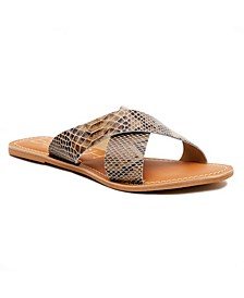 Beach By Women's Pebble Sandal
